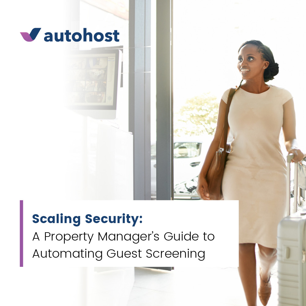 Ebook on automating guest screening